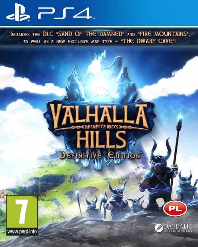 Valhalla Hills [PL] Definitive Edition + DLC (PS4)