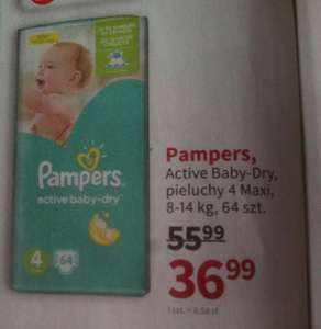 Pampers Aktive Baby-Dry @Rossmann