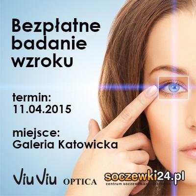 Bezpłatne badanie wzroku (Poznań, Katowice, Bielsko-Biała) @ Soczewki24.pl