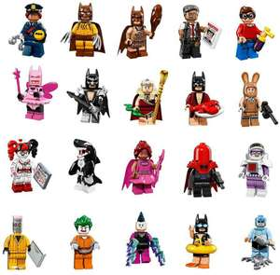 Lego Minifigures - Batman