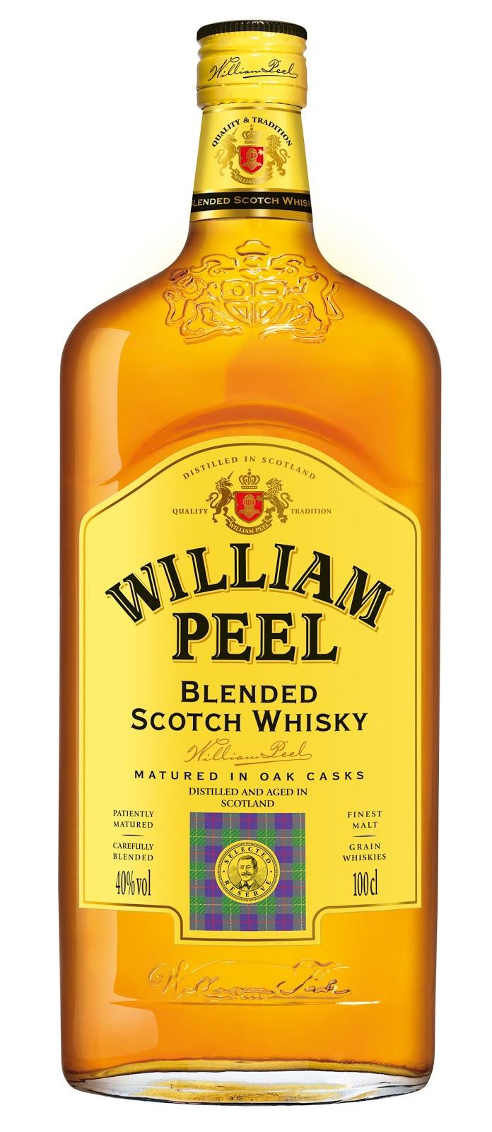 Whisky William Peel 1,5L @Tesco