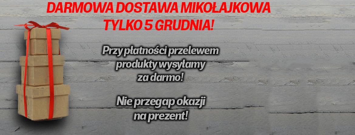 Darmowa dostawa przy płatności kartą w moto-akcesoria.pl