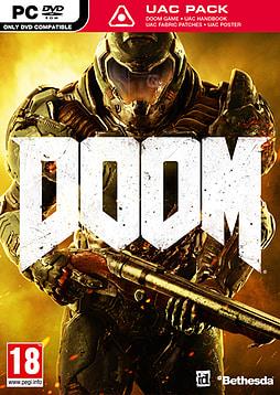 DOOM + UAC Pack (PC) @ Game