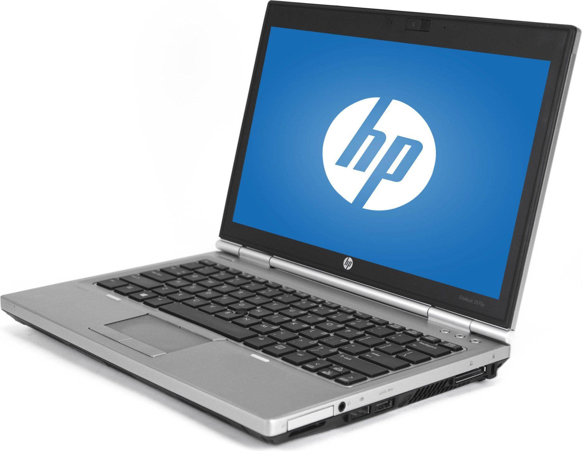 Laptop HP 2570p 12.5 i5-3320m 8GB 120GB SSD Win7 Pro (GW)@Morele