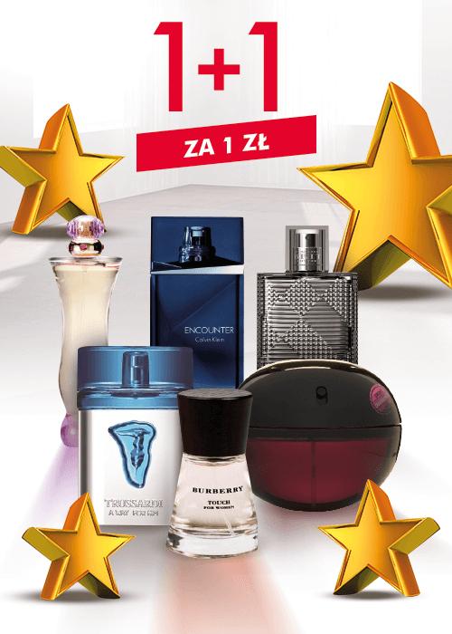 Drugie perfumy za złotówkę @ Super-Pharm