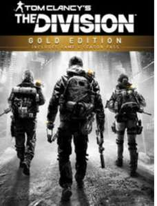 TOM CLANCY'S THE DIVISION ™ - GOLD EDITION wersja cyfrowa PC