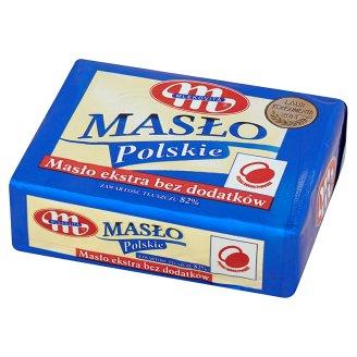 Masło Mlekovita 4,19/szt przy zakupie 5szt @ Tesco