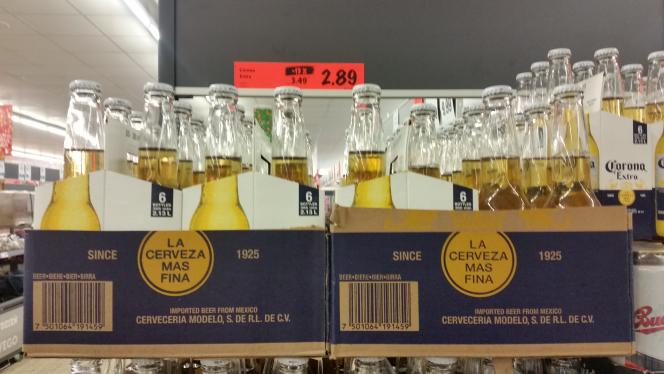 Lidl - Corona (dla mężczyzny ) 0.355 ml za  - 2,89 zł