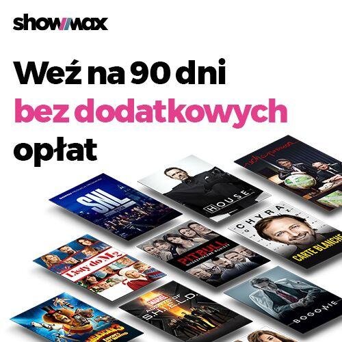 @T-Mobile ShowMax 90 dni za darmo! Storytel przez 30 dni!