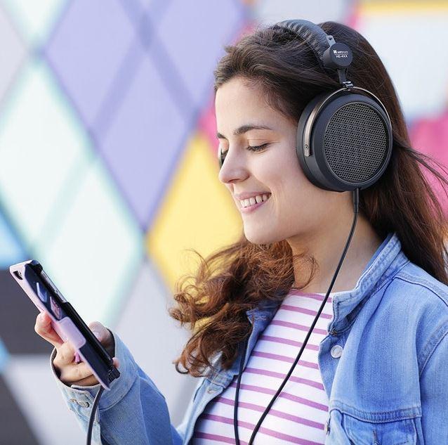 Słuchawki planarne HIFIMAN HE4XX @Massdrop $184.99