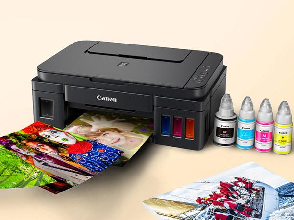 Ekonomiczna atramentowa drukarka wielofunkcyjna Canon G2400