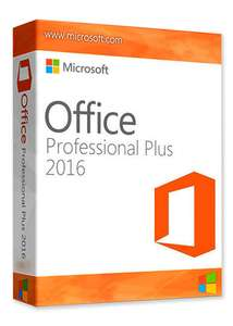 Office 2016 Professional Plus (Word, Excel, PowerPoint, OneNote, Outlook)