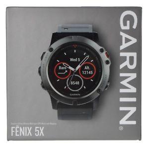 Garmin Fenix 5X Sapphire Multisport GPS