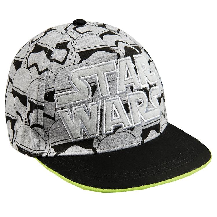 Czapka z daszkiem Star Wars za 15zł @ Smyk