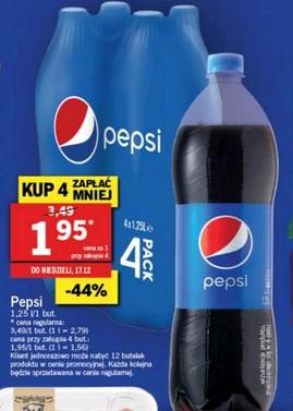 Pepsi - 1,95 zł