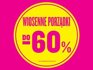 Do 60% rabatu na wybrane produkty @ The Body Shop