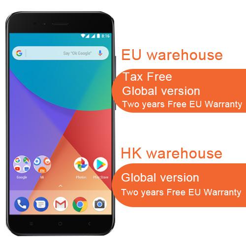 Xiaomi Mi A1 4GB 64GB globalna wersja 2 lata gwarancji