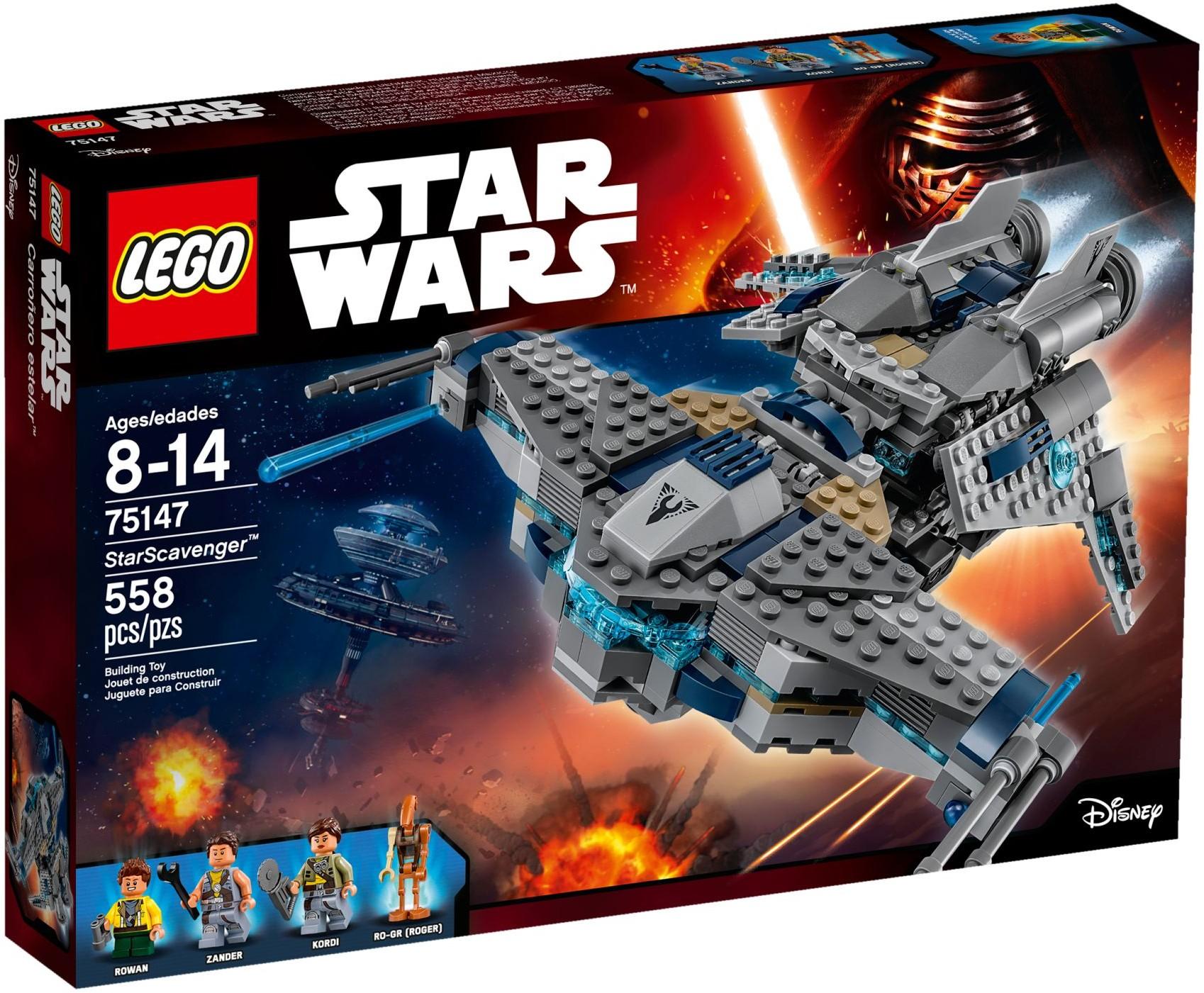 LEGO Star Wars 75147 - Gwiezdny Sęp @manami.pl DOSTAWA Z POLSKI