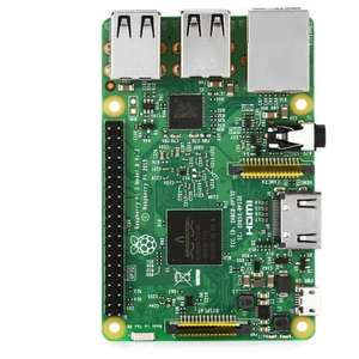 Raspberry Pi 3 B wersja Angielska