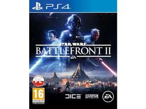 Star Wars Battlefront 2 PS4, XO 119zl, PC 99zl w Sferis
