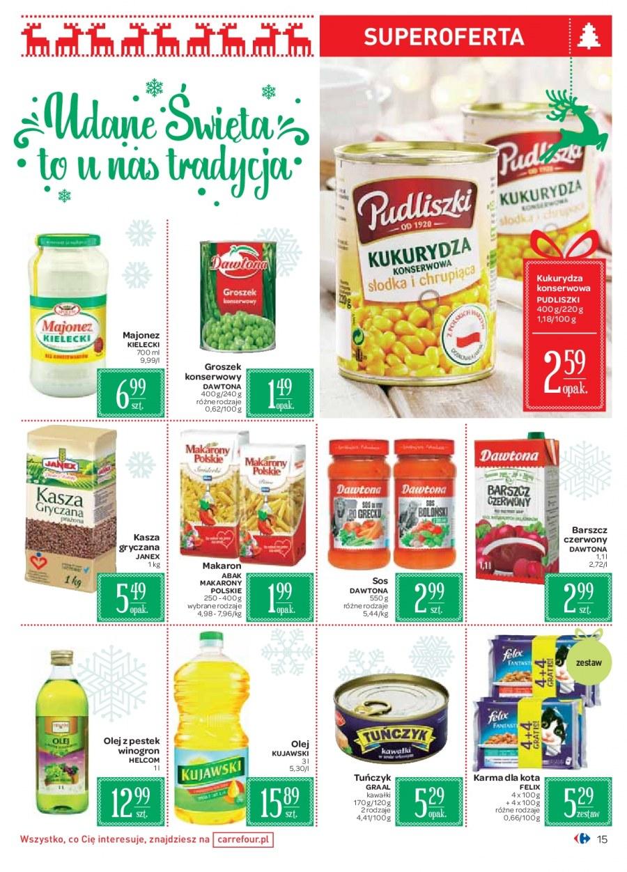 Carrefour - Felix, 8sztuk za 5,29 (0,66zł za saszetke)