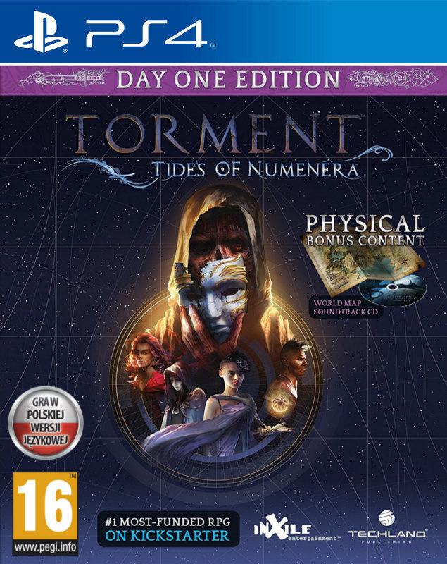 PS4 Torment: Tides of Numenera   dobra cena świetnej gierki RPG