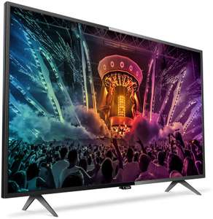"TV 43"" 43PUH6101 4K PHILIPS - tani telewizor 4K ze smart tv 43 cale"