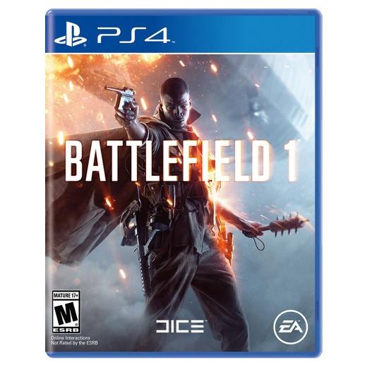 Battlefield 1 na PS4 za 50zł w Carrefour.