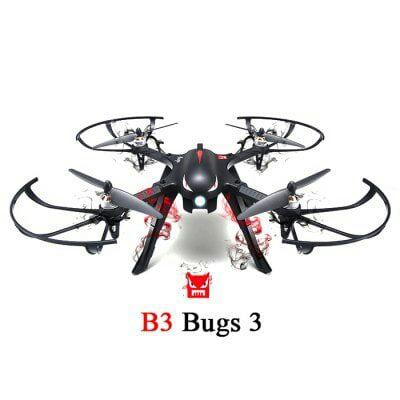 MJX B3 Bugs 3 Black [EU]