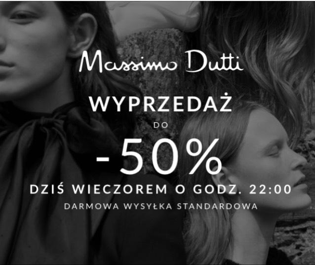 Massimo Dutti do - 50%