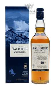 Talisker single malt 10 years