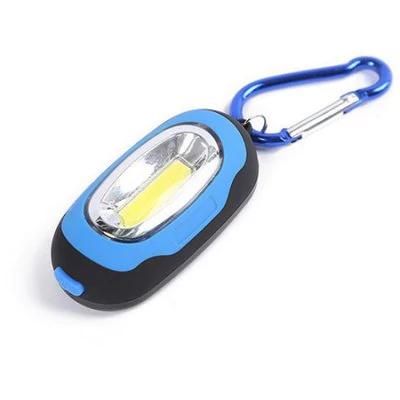 COB Tool Keychain Light - Niebieski