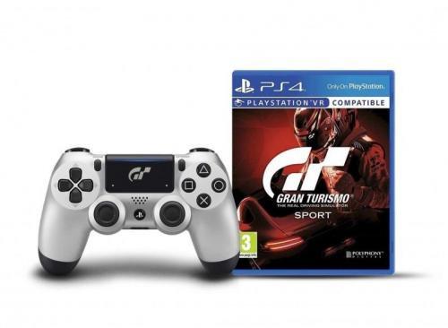Świetna cana za zestaw limitowanego Dualshocka 4 + Gran Turismo Sport na PS4