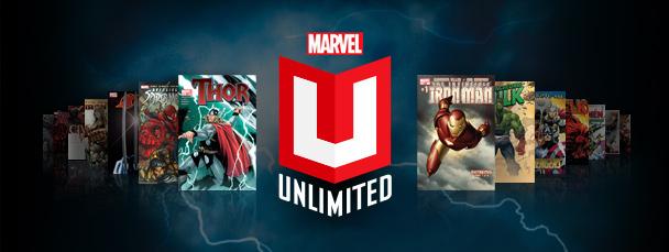ZA DARMO miesięczny abonament na dostęp do 15.000 komiksów w wersji elektronicznej z universum MARVELA!!! @ Marvel Unlimited