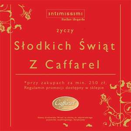 Włoskie czekoladki gratis do zakupów od 250zł @ Intimissimi