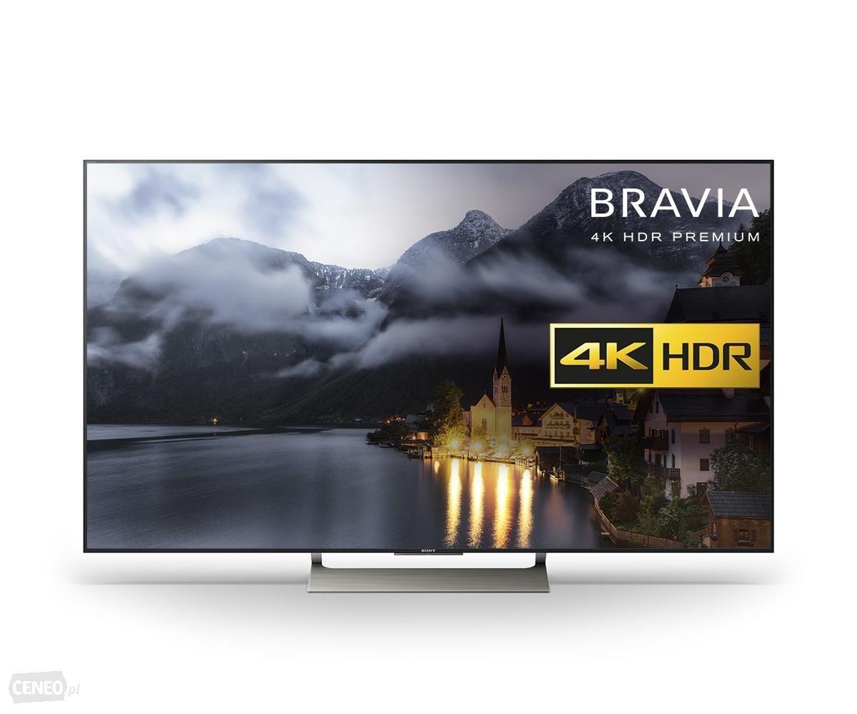 Telewizor Sony KD-65XE9005 100hz Taniej o 1191 zł