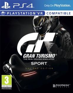 Gran Turismo Sport - Day One Edition