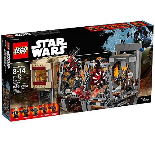 Klocki LEGO Star Wars TM Ucieczka Rathtaara 75180 @Amazon.fr