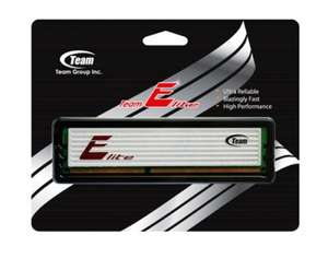Pamięć RAM Team Group Elite Series DDR3-1333 CL1 16GB za 280zł @Amazon.de