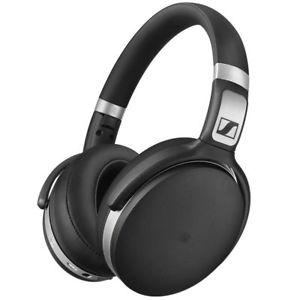 Słuchawki bezprzewodowe Sennheiser 4.50 BTNC (czarne) z darmową dostawą @ eBay
