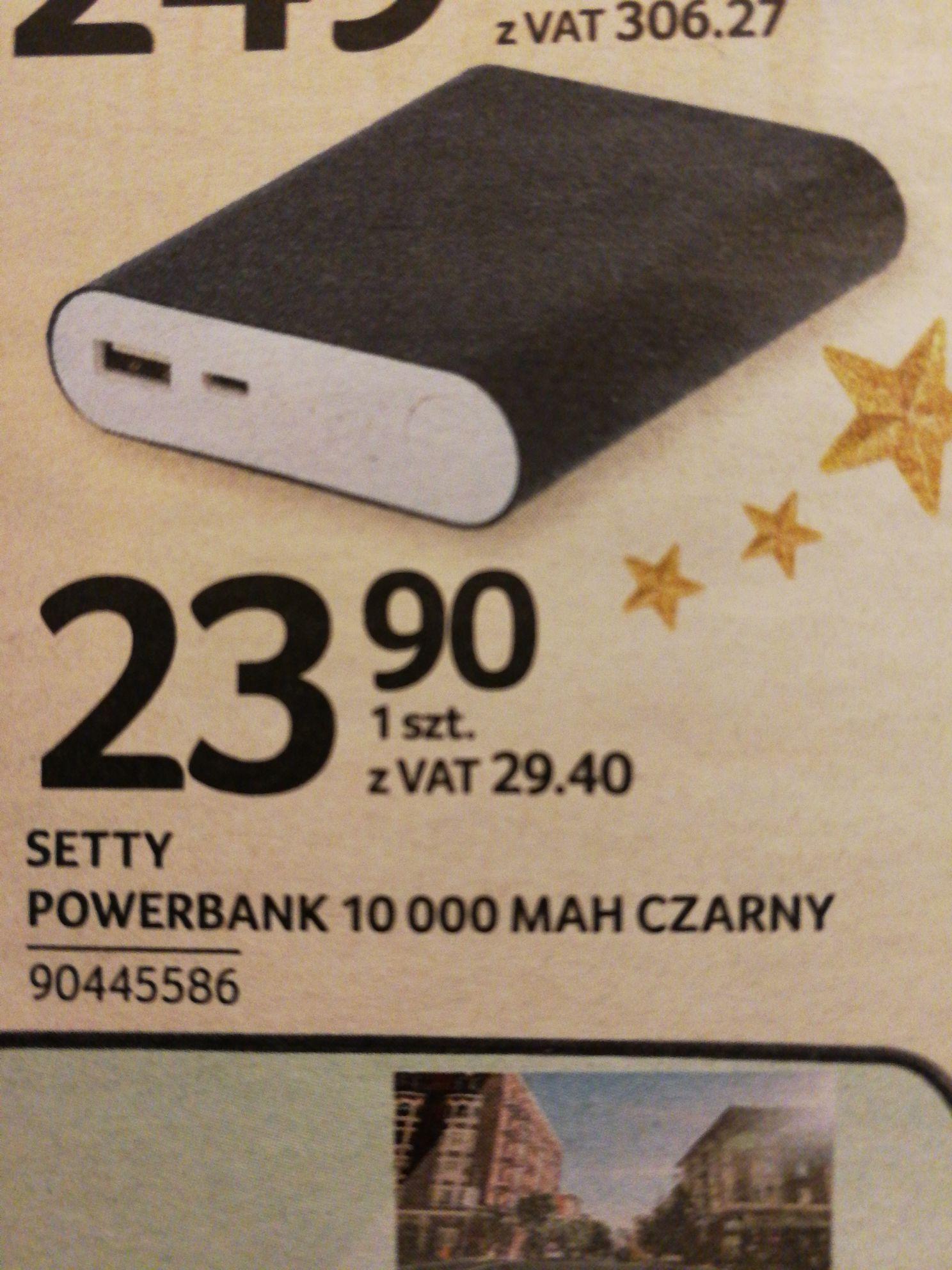 Powerbank Setty 10000mAh