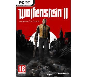 Wolfenstein II + Darmowa Dostawa