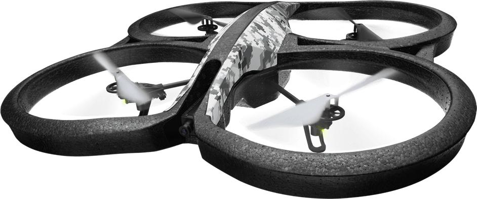 Dron AR. 2.0 Power Edit Parro