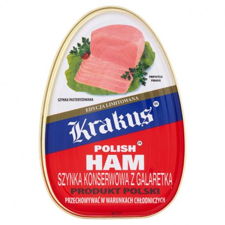 Krakus Szynka konserwowa 455 g @DINO