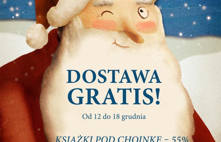 Rabaty do 55% + dostawa gratis @ Księgarnia Siedmioróg