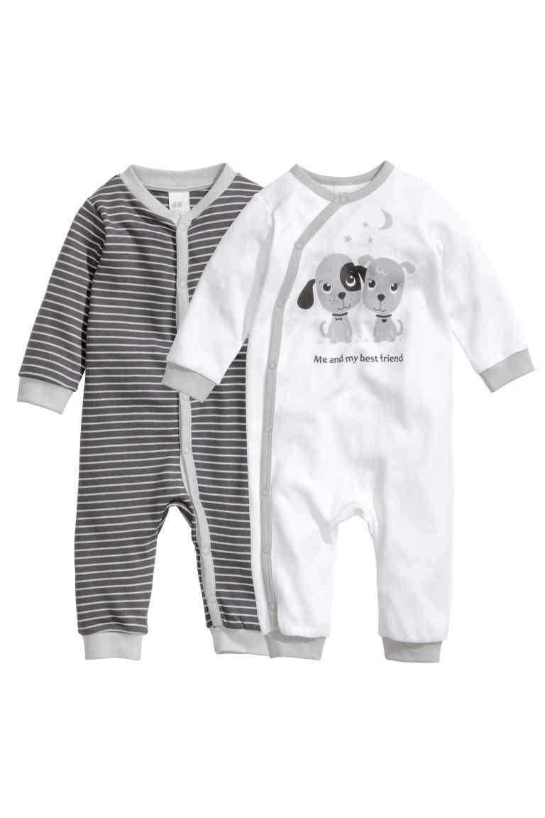 Piżamka dziecięca 2szt. za 28,40zł @ H&M