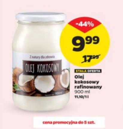 Olej kokosowy (Netto)