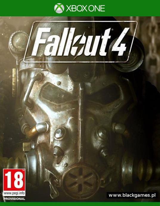 Fallout 4 / Edycja Steelbook + Fallout 3 DLC