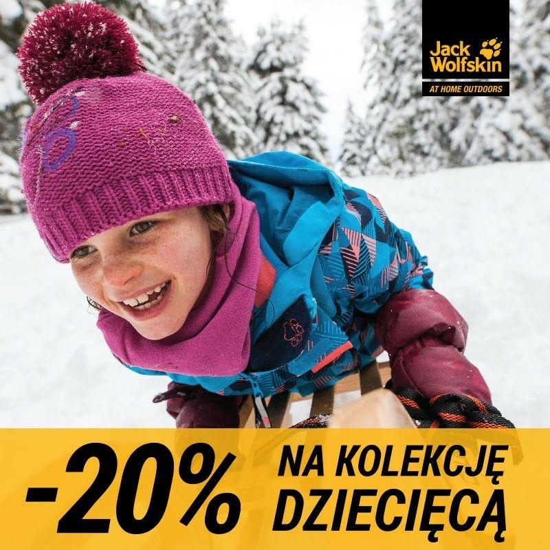 Jack Wolfskin -20%