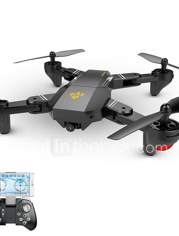 RC Dron VISUO XS809W niezła cena